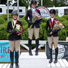 Nora Jodrey and Mark Bone's Cashmere Win USHJA Zone III Junior Equitation Finals
