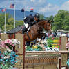 Jimmy Torano Jumps Five-Year-Old La Bonita to the Top of the Diamond Mills $500,000 Hunter Prix Final