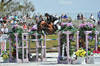 Dr. Fernando Cardenas Victorious in $100,000 Sullivan GMC Truck Grand Prix on Homebred Stallion Quincy Car