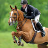 Peter Leone and My Pleasure Win the $25,000 SmartPak Grand Prix presented by Zoetis, Kicking off HITS Saugerties 2014 Competition and Festivities