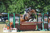 Harold Chopping and Caramo Prove Blue Ribbons Come with Experience in Devoucoux Hunter Prix