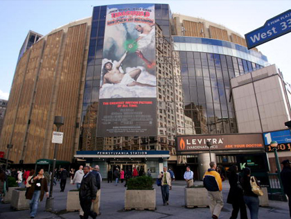 Derailed how the knicks are the nba 39 s version of nj - Madison square garden penn station ...