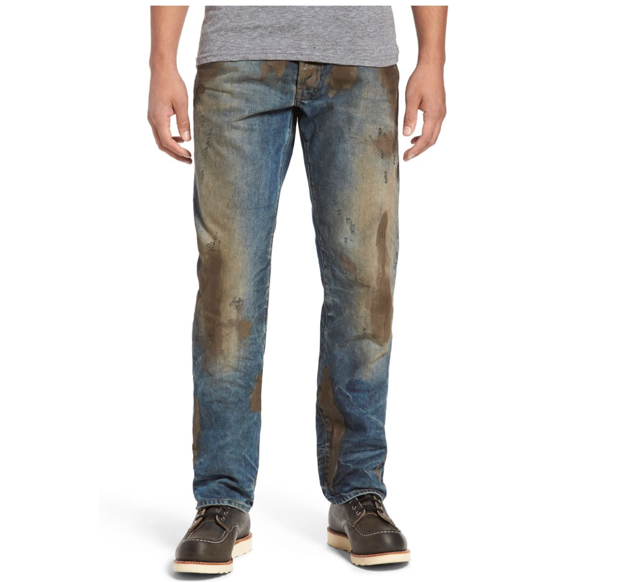 Need A Pair Of Pre-Muddied Jeans For $425? Nordstrom\'s Has You ...