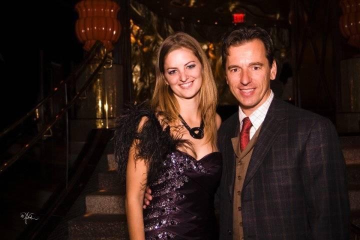 Scott &  Mieke Opsteyn of Al Khaled