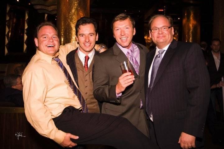 Jeff Schall, Scott, David & Jerry Schall