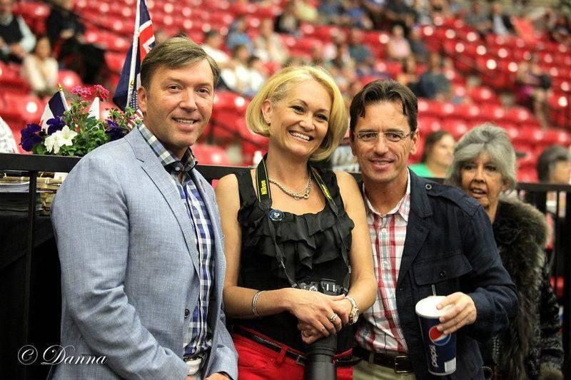 David, Kelli & Scott