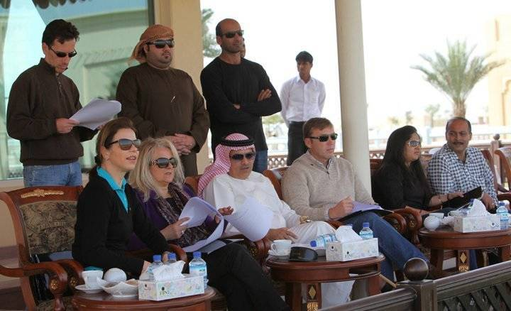 Dubai gang!
