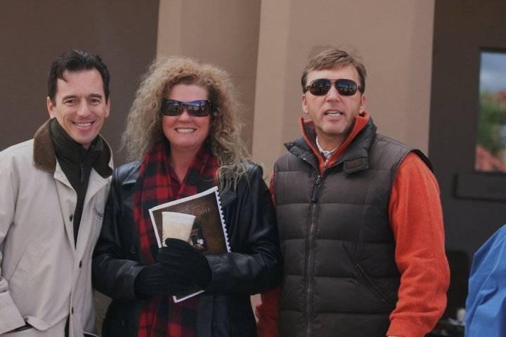 Scott, Robin & David