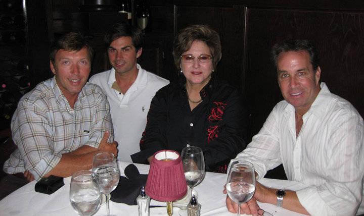 David, Chandler, Roxann & John at Rohara