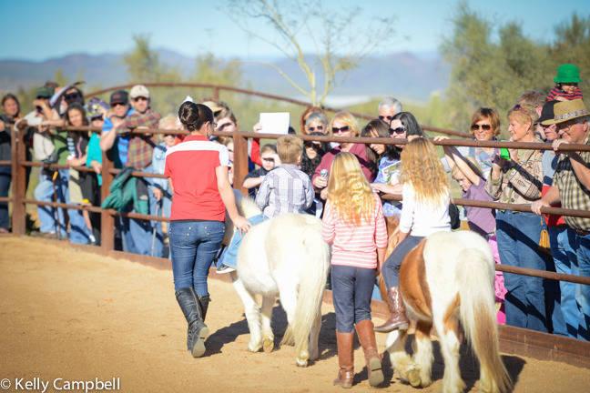 Kids & ponies.... gotta love it!