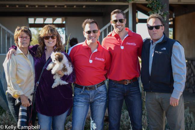 Darryl, Toni, Scott, Casey & Dennis