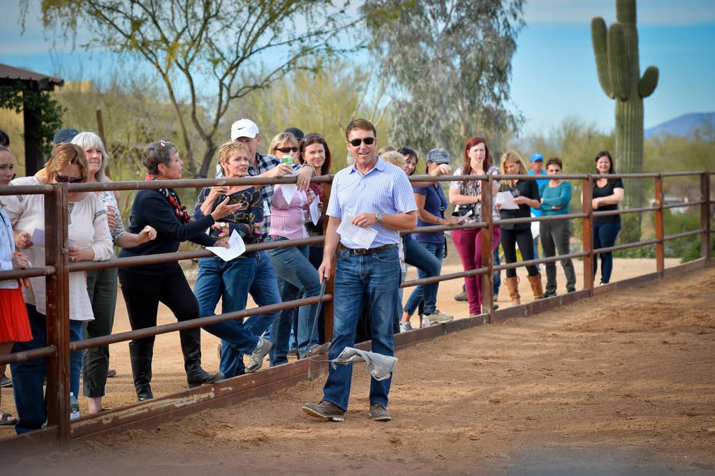 2015 Scottsdale Show Open House