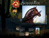 Welcome to the new StonewallFarm.com