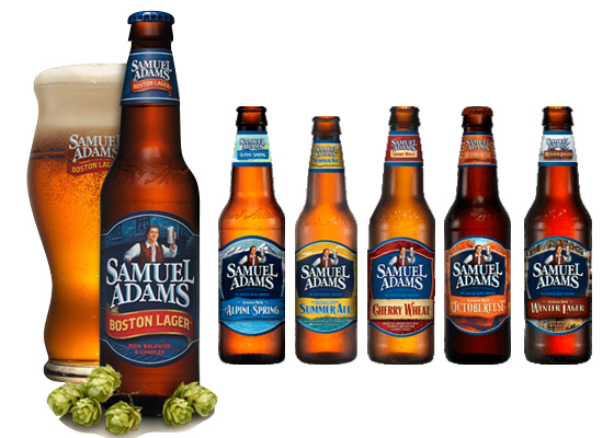 Samuel Adams Products