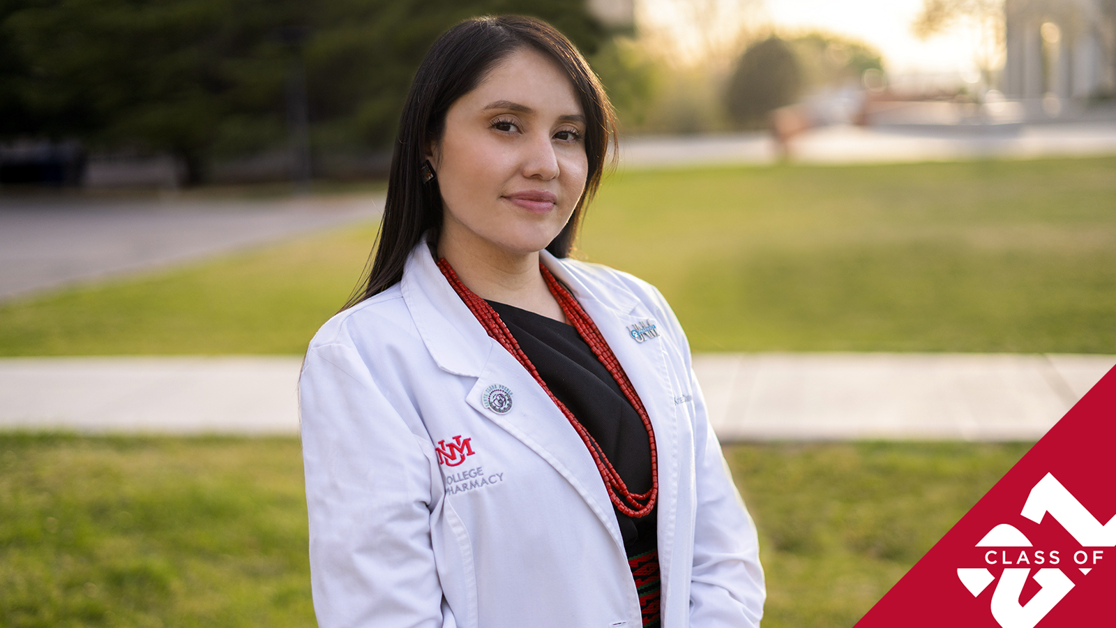 Persistence pays off as Krissa Chavarria earns her Doctor of Pharmacy Degree