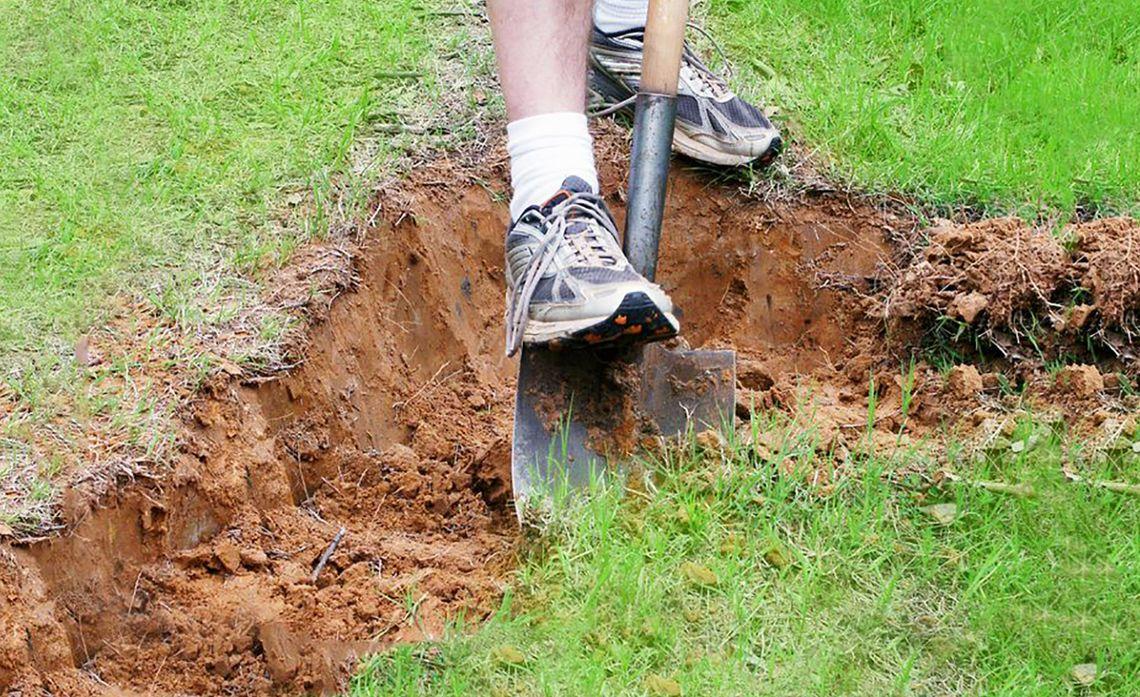 Как снять верхний слой почвы своими руками 64