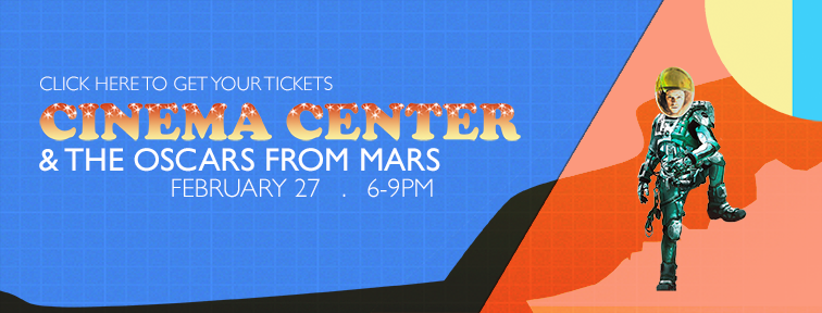 Cinema Center and the Oscars from Mars
