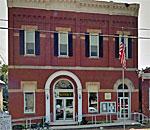 Photo of the Sharpsburg Maryland Public Library.