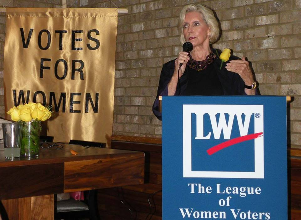 Lilly Ledbetter, Women's Equality Day 2015