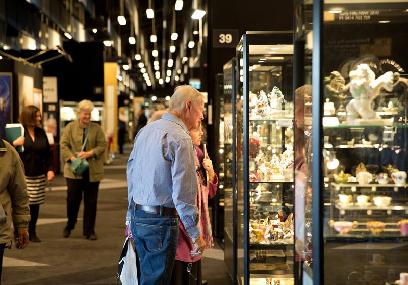 Melbourne Antiques Fair 2015