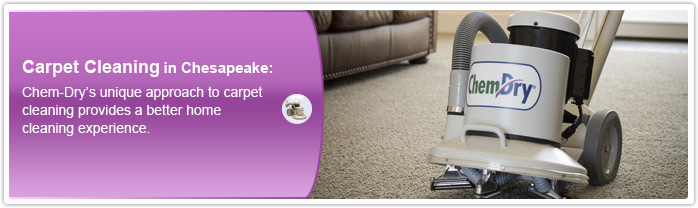 Carpet Cleaning Chesapeake