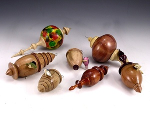 Greenville Woodworkers' Ornaments