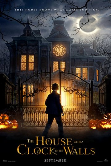 The House With A Clock In It's Walls + Thriller
