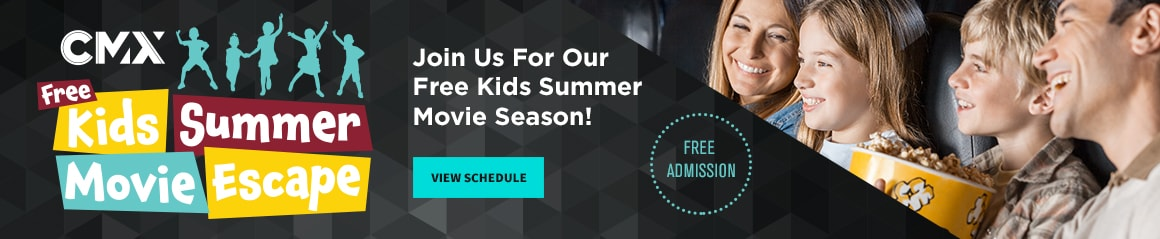 Free Kids Movie Summer Escape