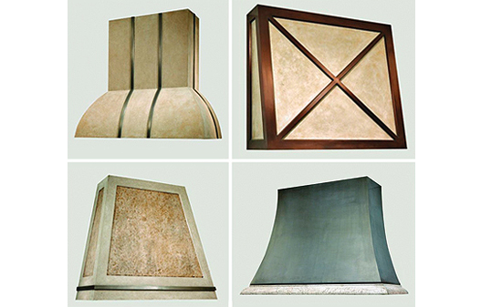 the matthew quinn collection features modern and transitional range hood designs created with the classic styling old world techniques and the timeless - Matthew Quinn Collection
