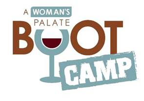 A Woman's Palate Boot Camp