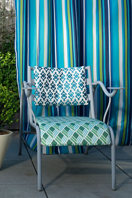 New Outdoor Collections from Lee Jofa and Groundworks Solarium