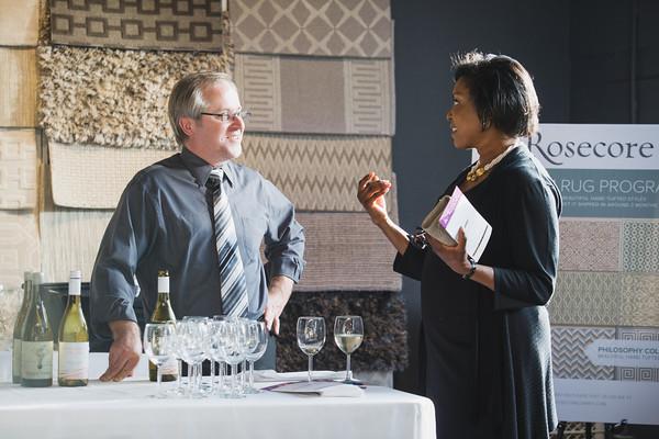 Wine & Design with Stanton and California Carpet