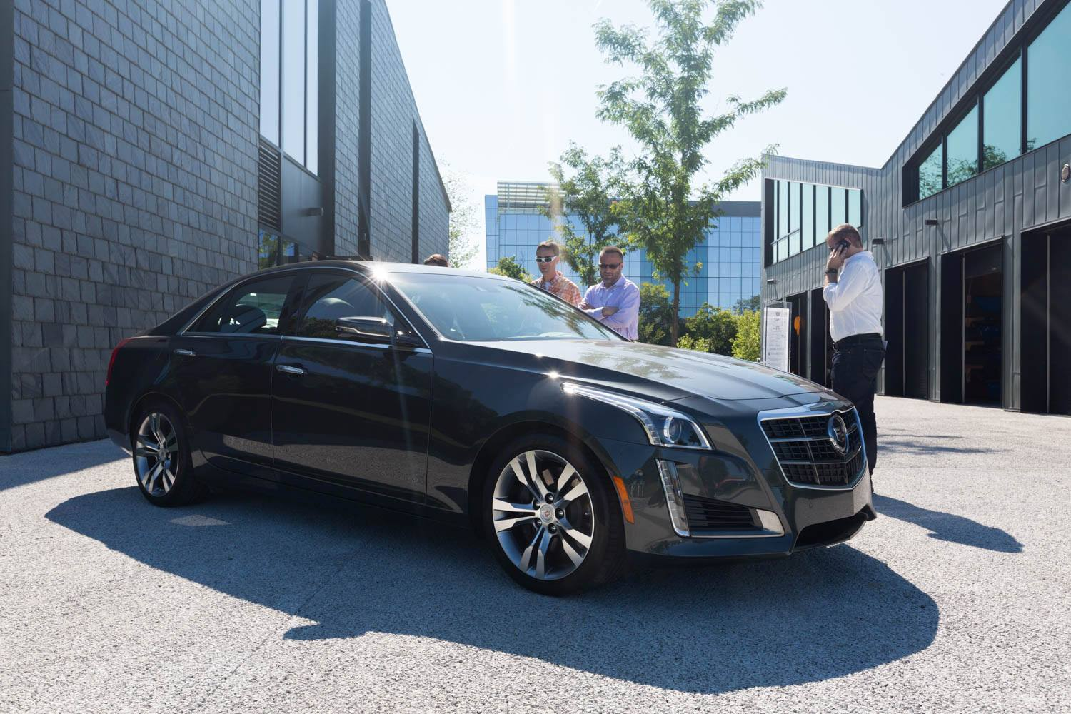 Cadillac's Driven By Design: Chicago