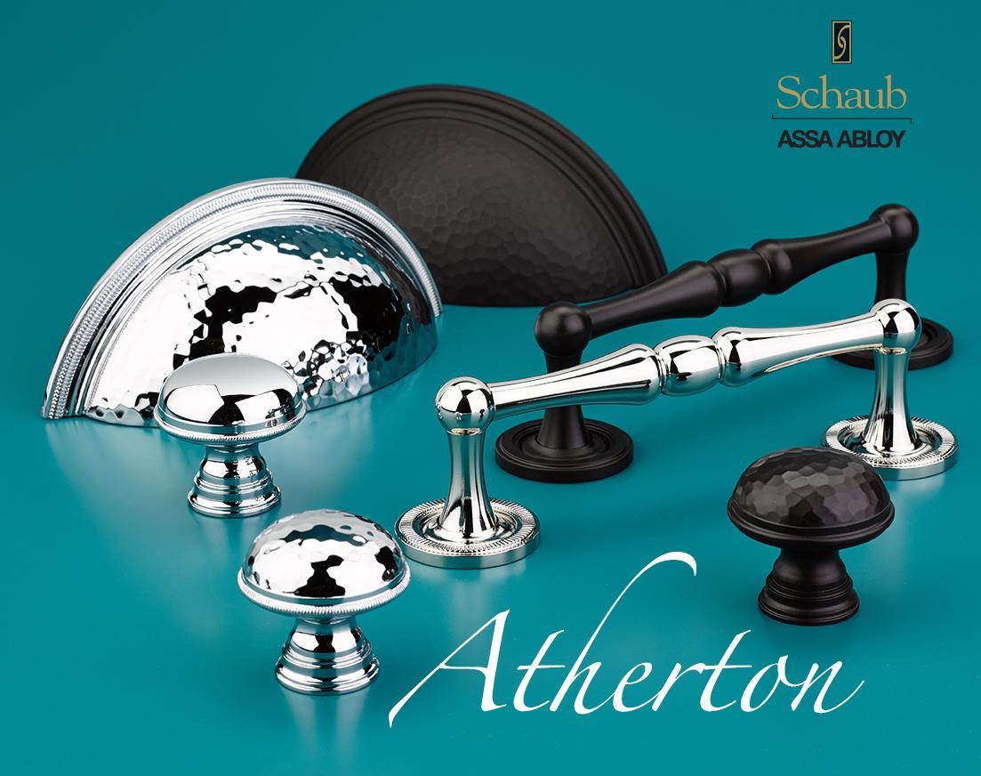 Atherton Cabinet Hardware
