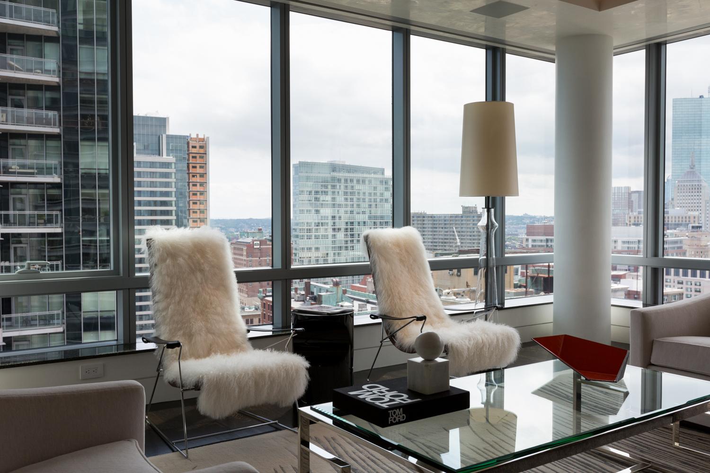 Cadillacs Driven By Design Boston AD - Ritz carlton apartments boston