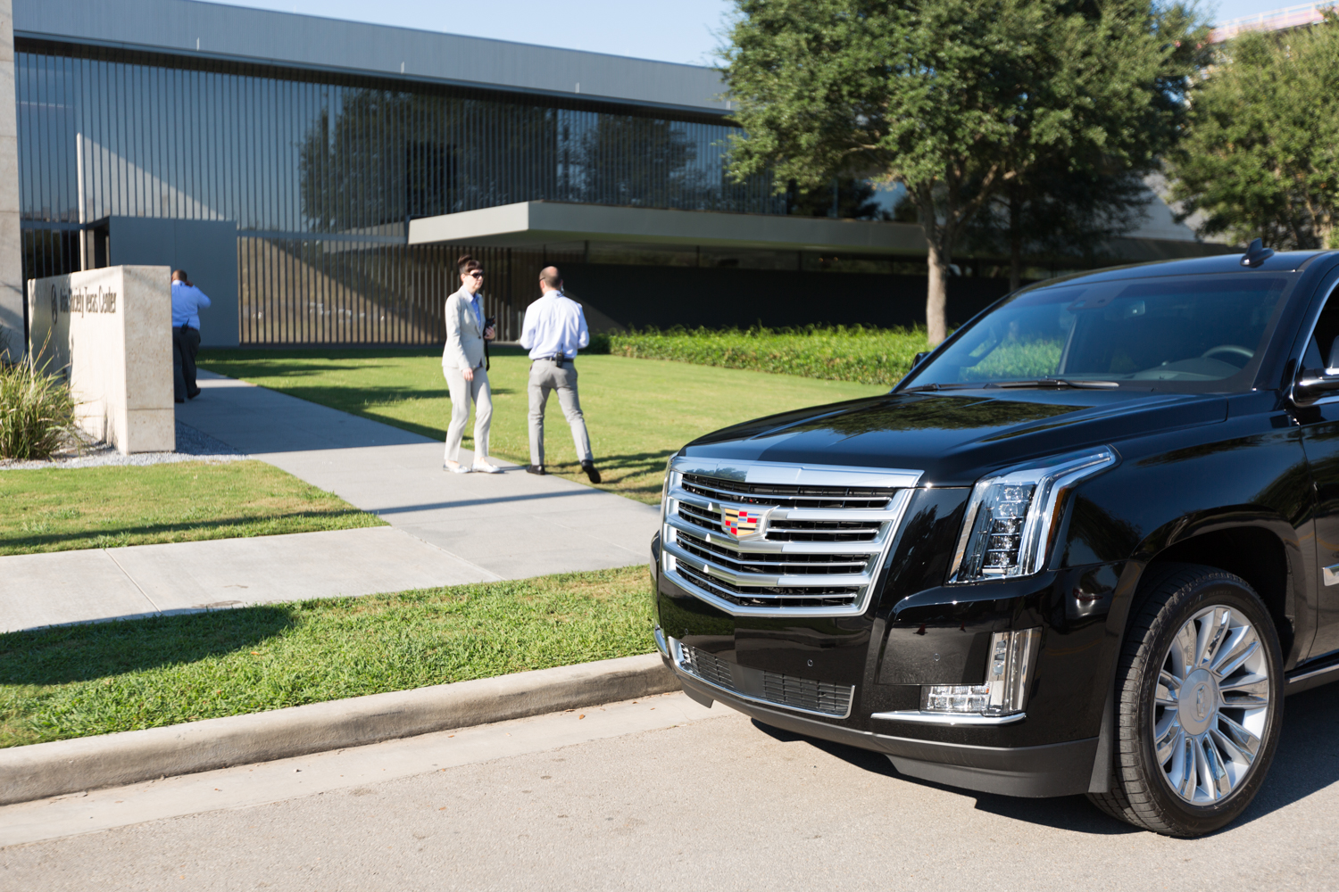 Cadillac's Driven By Design: Houston