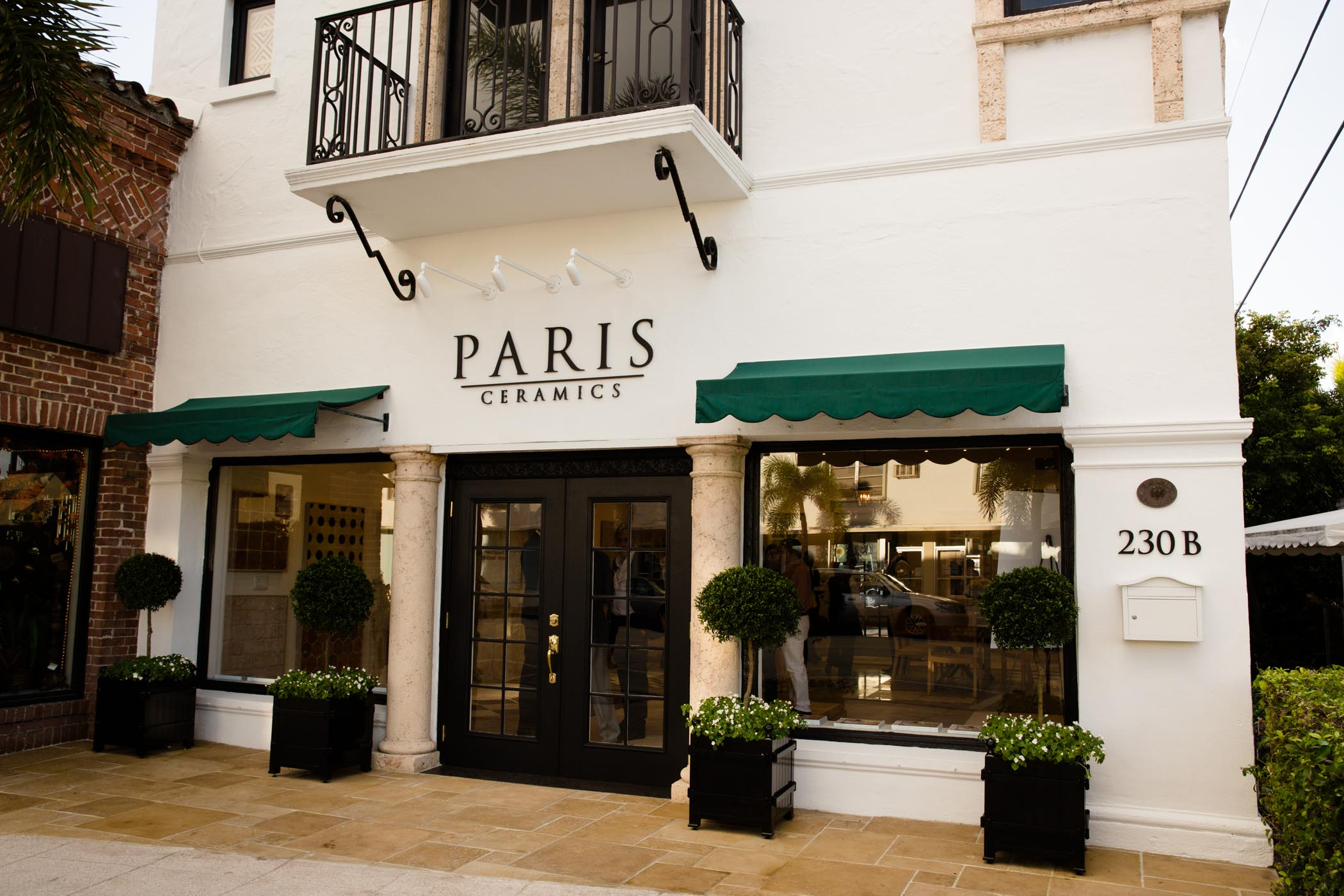 Paris Ceramics Grand Opening in Palm Beach