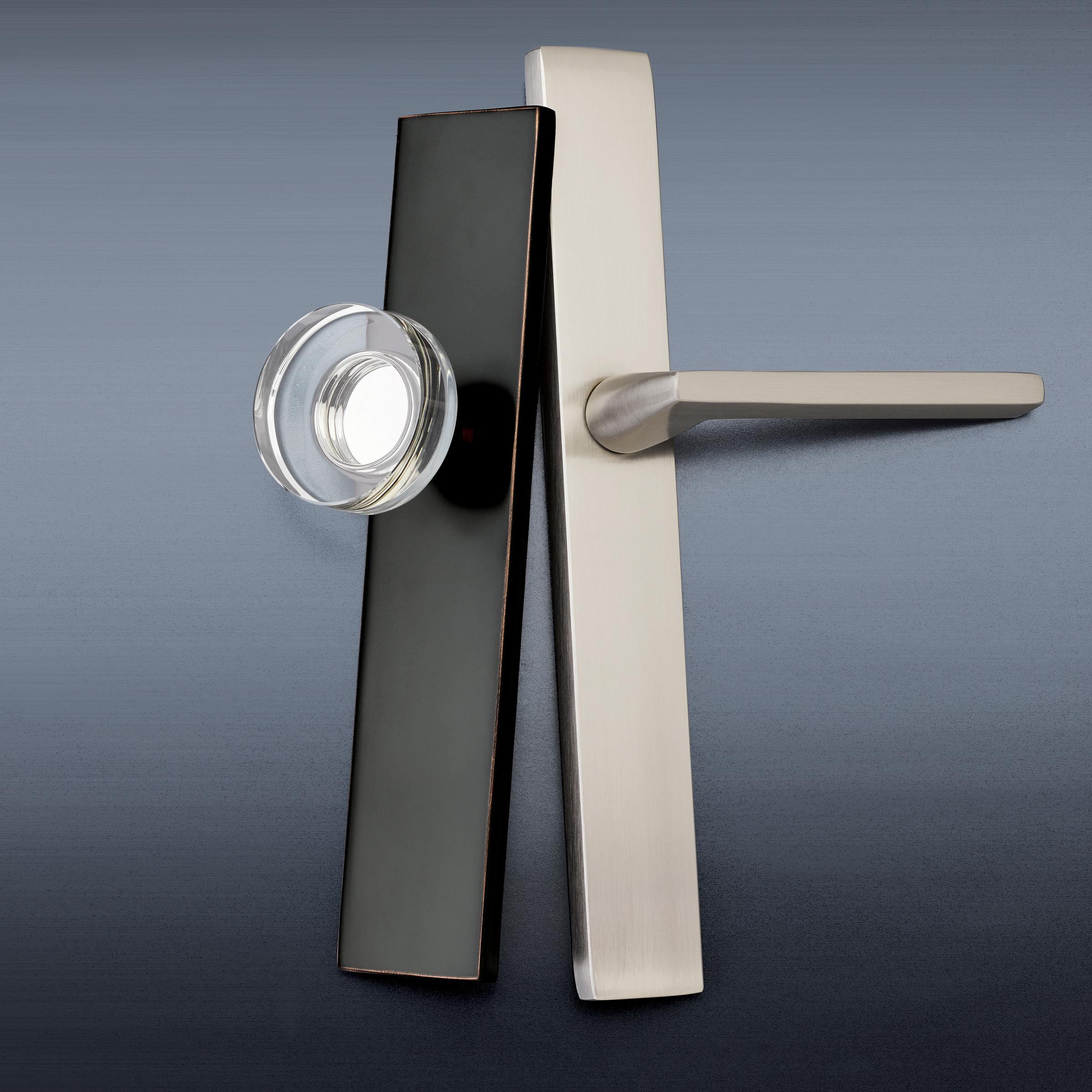 Minimalism in Door Hardware