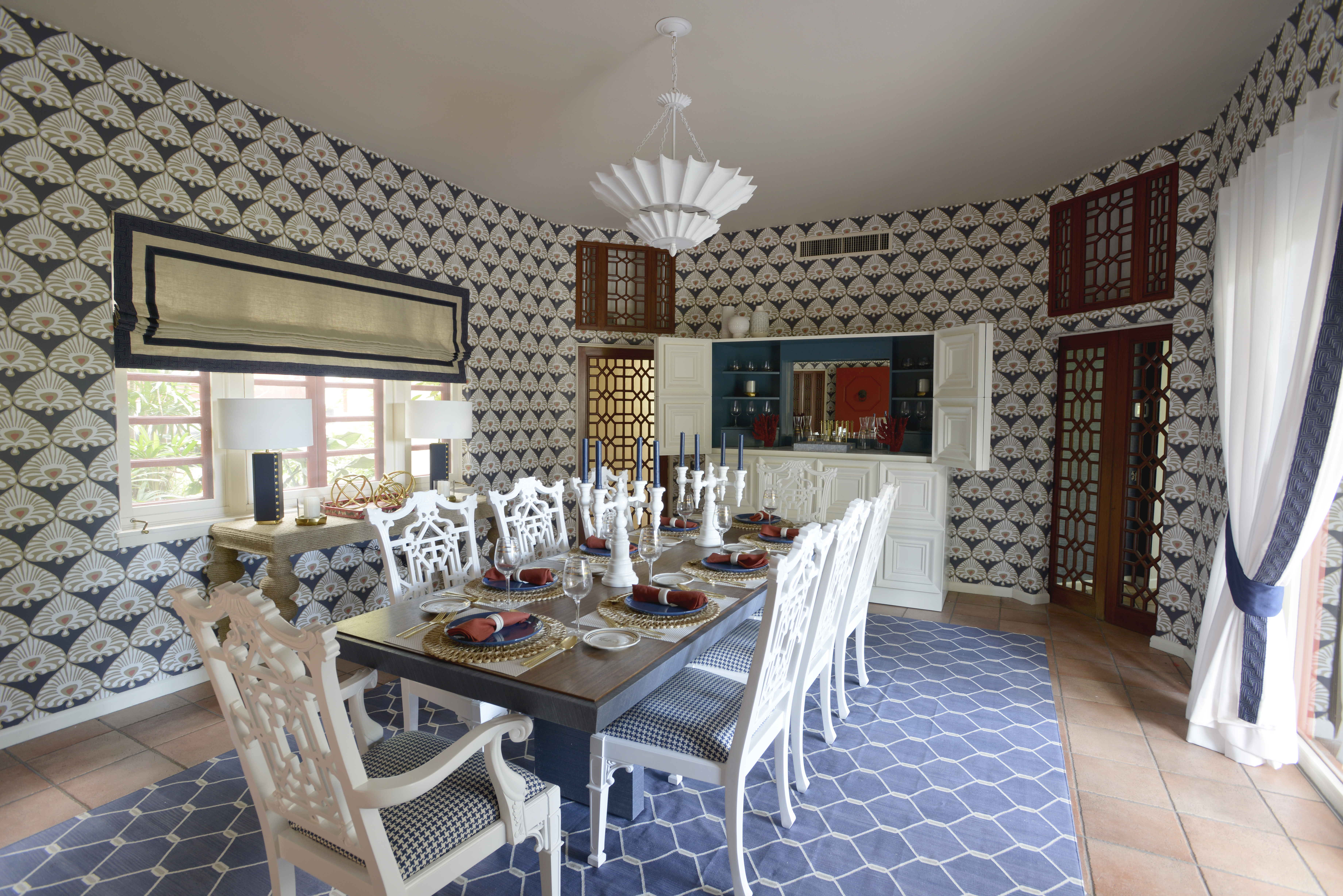 Avid Fans Of The Shade Store, Husband And Wife Team Jennifer Mabley And  Austin Handler Of Mabley Handler Interior Design In The Hamptons Sit Down  With Us To ...