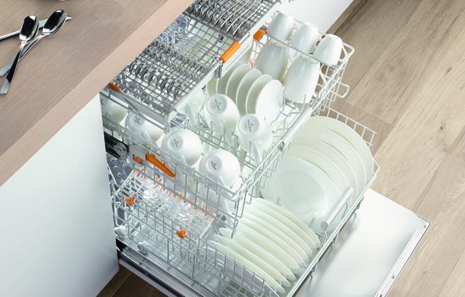 Miele's Revolutionary New EcoFlex Dishwasher