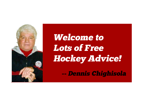 Welcome to Lots of Free Hockey Advice