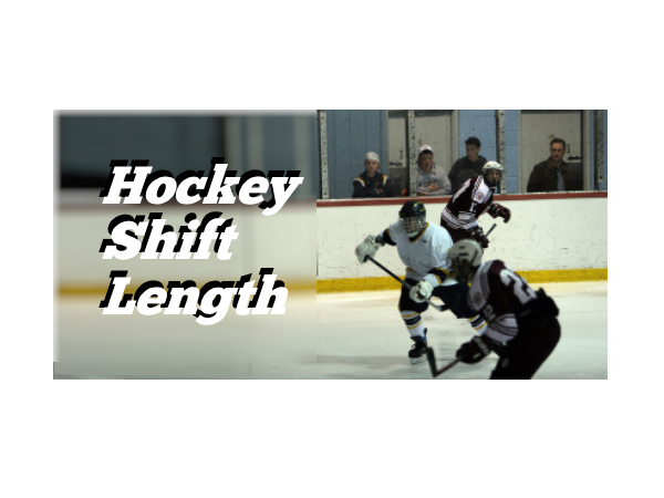 Hockey Shift Length