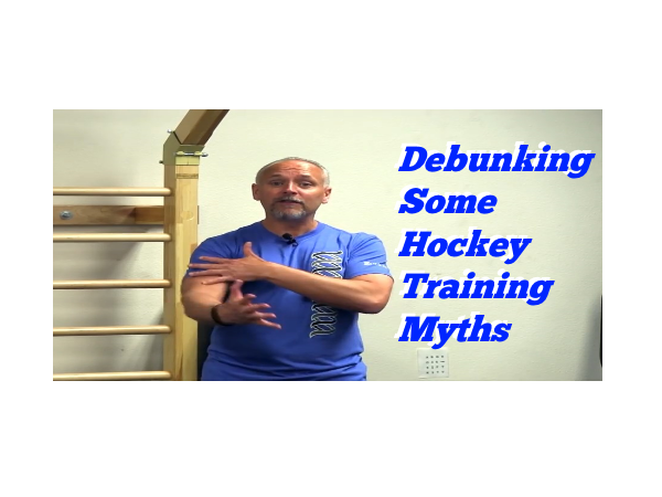 Debunking Some Hockey Training Myths