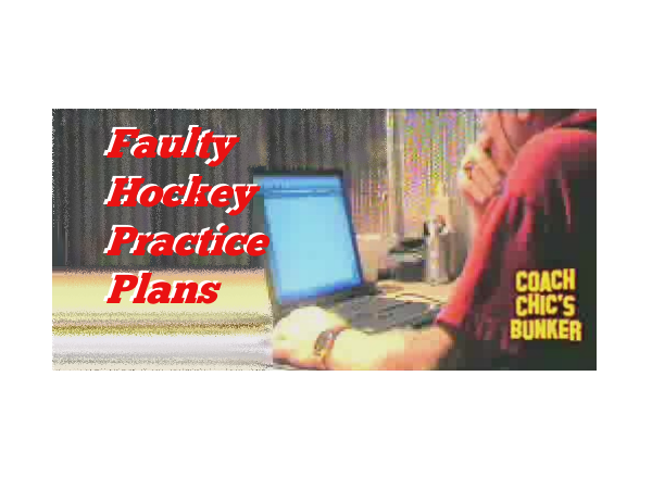 Faulty Hockey Practice Plans
