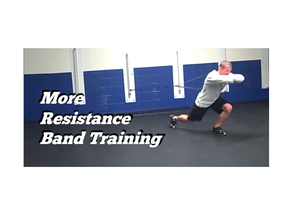 More Resistance Band Training