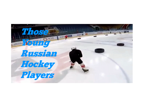 Those Young Russian Hockey Players