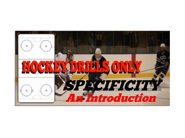 An Introduction to Specificity in Hockey