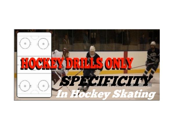 Specificity in Hockey Skating