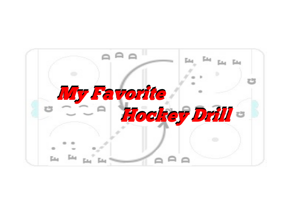 My Favorite Hockey Drill