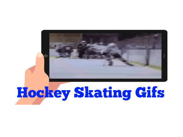 Hockey Skating Gifs